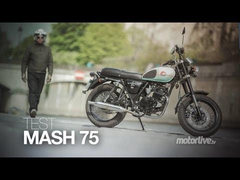 TEST | Mash Seventy Five, la Bonneville 125