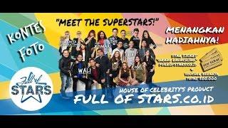 Behind The Scene Full Of Stars Artis Indonesia