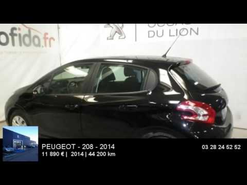 Annonce Occasion PEUGEOT 208 1.6 e-HDi FAP Active 4cv 5p 2014