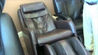 Recline/Incline - ZeroG 4.0 Massage Chair