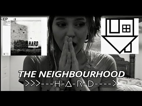 ☀☾❤REACTING TO THE NEIGHBOURHOOD'S NEW EP: 'HARD'❤☽☀