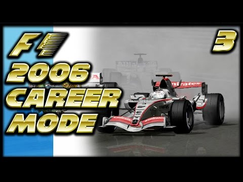F1 2006 Career Mode Part 3: REDEMPTION