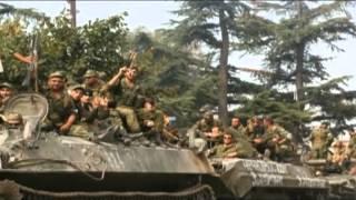 Грузия - Хроники августа 2008 года