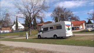 Gitzenweiler Hof campsite near Lindau, Germany