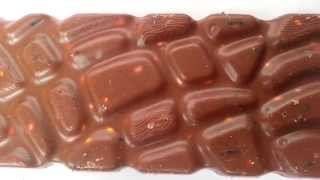 Freia Jelly Popp, Milk Chocolate With Gum Jellies, Cocoa Dragees And Popping Cabdies