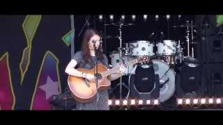 Lucy Hodson - Rhythms of the World 2014