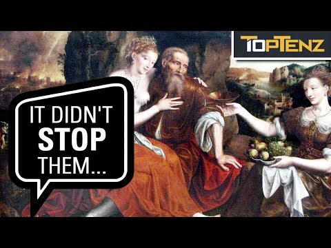 10 Notable People Who Were The Product Of Incest