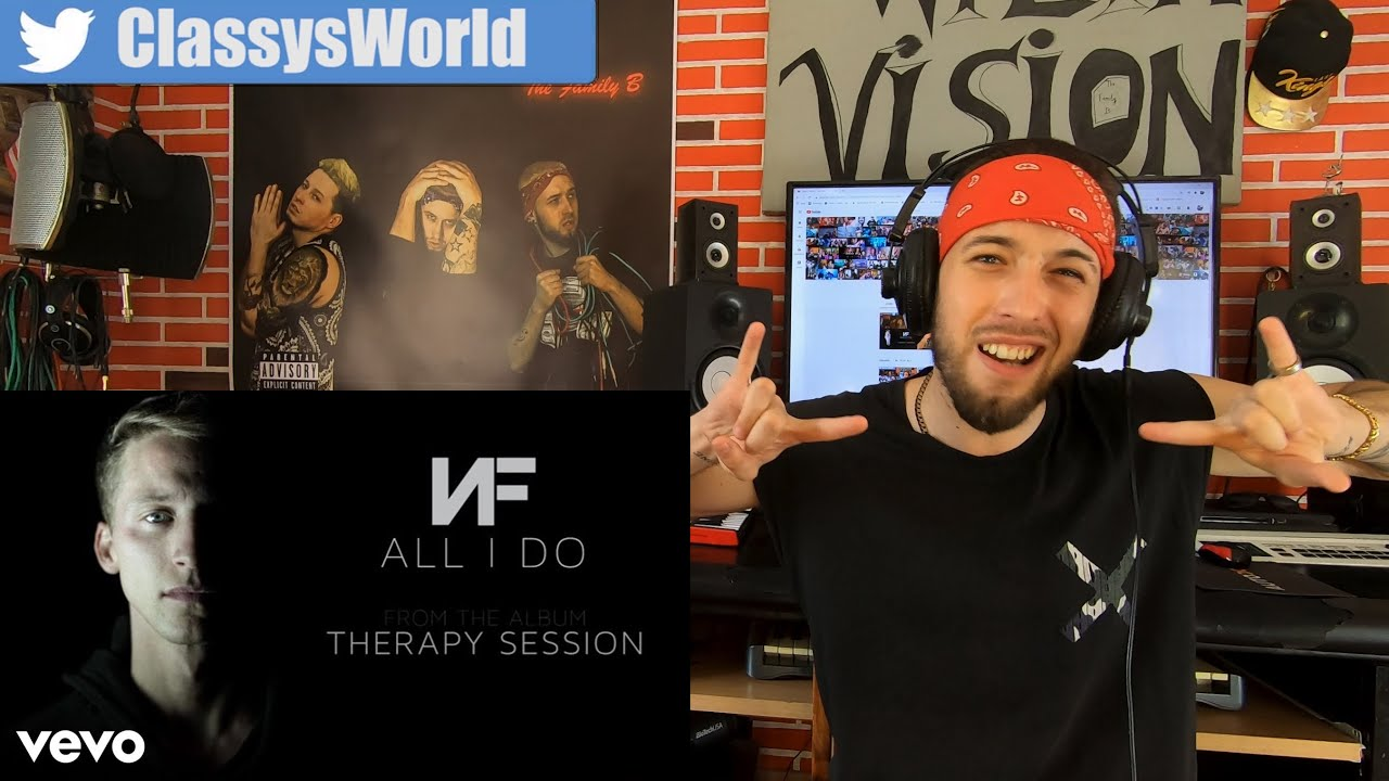 Download NF - All I Do (Therapy Session album) || Classy's Reaction