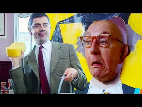Bean SPLASH | Mr Bean Full Episodes | Mr Bean Official
