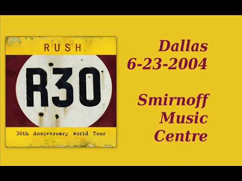 Rush - R30 World Tour - Dallas Texas Documentary Mp3