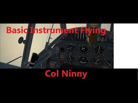 IL-2   Instrument Flying for Noobs
