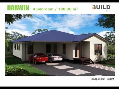 4 Bedroom iBuild Kit Homes Darwin