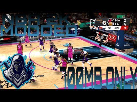 Paano Magdownload Ng NBA2K14 Modded To NBA2K20 | FOR ANDROID ONLY