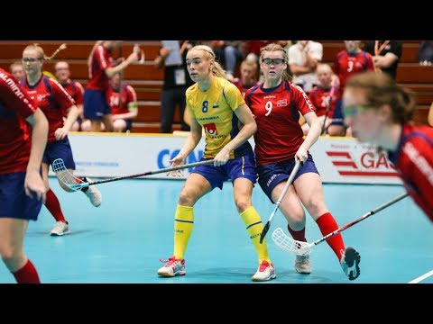Women's U19 WFC 2018 - SWE v NOR