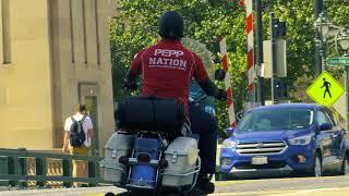 Watch for Motorcycles - Rider Brandon Culpepper of PeppNation