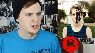 """Fall Out Boy - """"American Beauty/American Psycho"""" (Album Review)"""