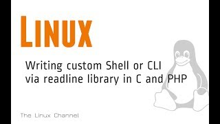 228 writing custom Shell or CLI via readline library in C and PHP Mp3