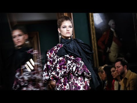 Erdem | Fall Winter 2019/2020 Full Fashion Show | Exclusive