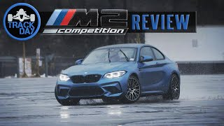 2019 BMW M2 Competition Performance Review | How Fast is the Baby M4?