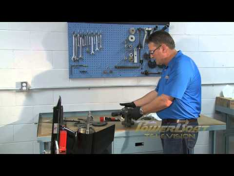 How To Replace Prop Shaft Seal - PowerBoat TV