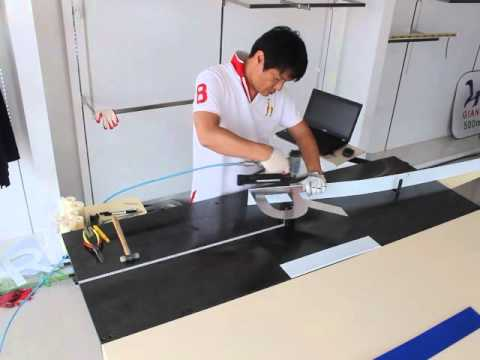 Channel Letter Bending Amp Cutting Machine Youtube