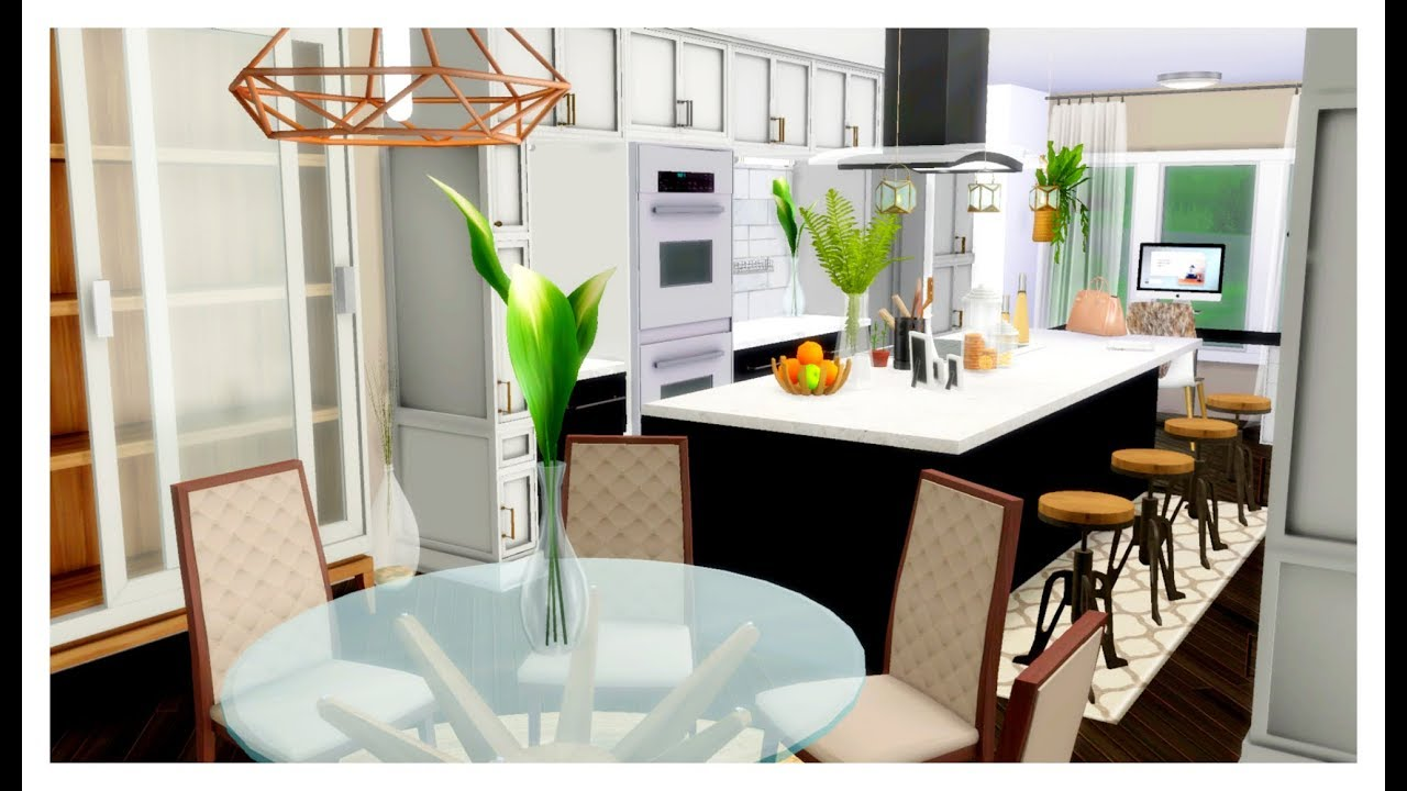Advice On Building A House the sims 4  house build   dream kitchen!! (speed build)/ youtube