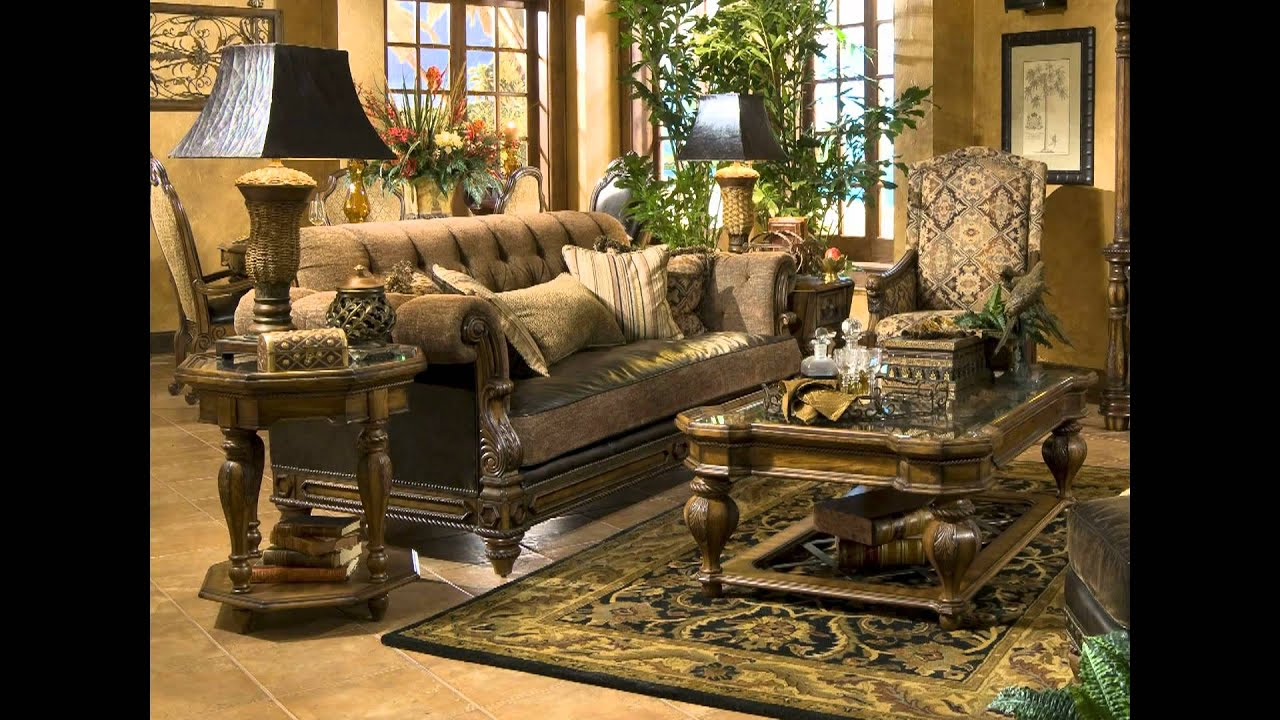 Imperial furniture - Aico S Vizcaya By Michael Amini From Www Imperial Furniture Com