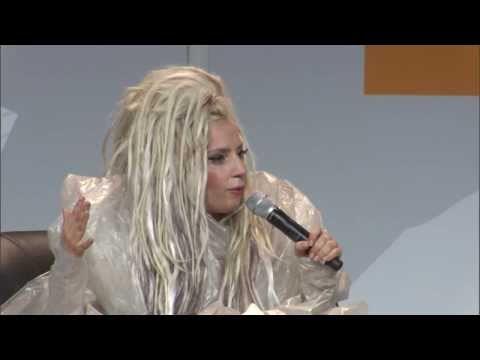 Lady Gaga - Interview at SXSW (03/14/2014) [Part 1]