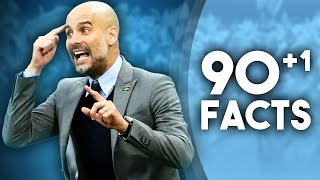 90+1 Facts About Pep Guardiola!