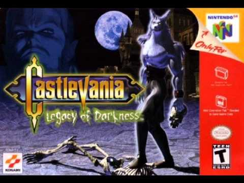VGM Hall OF Fame: Castlevania Legacy Of Darkness - Castle Center