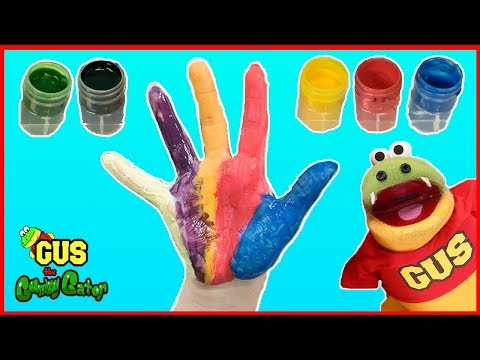 Learn Colors for Kids Finger Family Song Nursery Rhymes for Children Toddlers  + Learn Animals names
