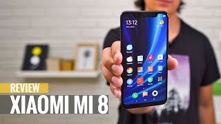 Xiaomi Mi 8 агляд