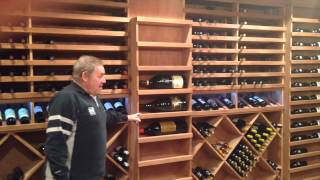 Custom Wine Cellar Design  And Construction In Rumson, Nj From Washington Valley Cellars