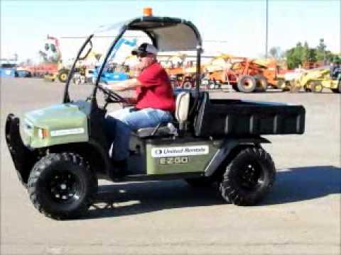 36 Volt E Z Go Wiring Diagram Sold 2008 Ez Go St 4x4 Utility Vehicle Cart Utv 18hp