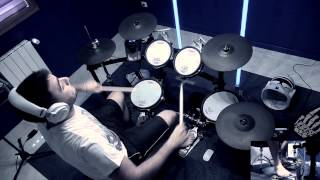 Korn - Love And Meth drum cover by Stormy