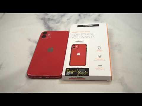 Spigen Ultra Hybrid Case for Apple iPhone 11 Review