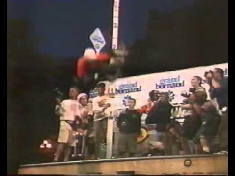 le grand bornand 1991