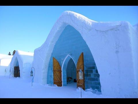 ICE HOTEL: Hôtel de Glace - Quebec City, Canada