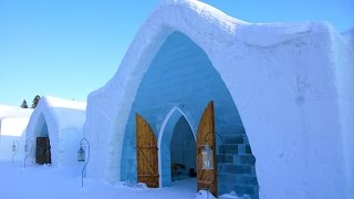 ICE HOTEL: Hôtel de Glace - Quebec City, Canada(I still to this day remember over a decade ago when I first heard of the Ice Hotel in Quebec City. Does something like this actually exist? Ever since that moment ..., 2015-02-16T11:30:00.000Z)