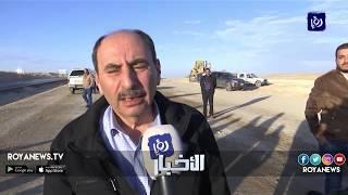 وزير الأشغال يتوقع انجاز العمل في الطريق الصحراوي منتصف 2020 - (12-1-2019)