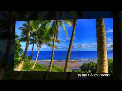 Namukulu Cottages and Spa - Niue presented by Peter Bellingham Photography