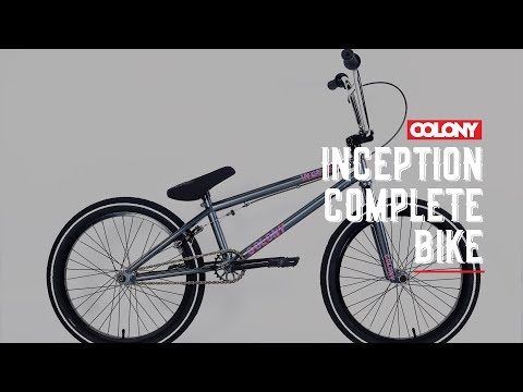 The all new 2018 Colony inception is now available, shown here in the limited edition Metal Grey colour. Learn more about the bike here: ...