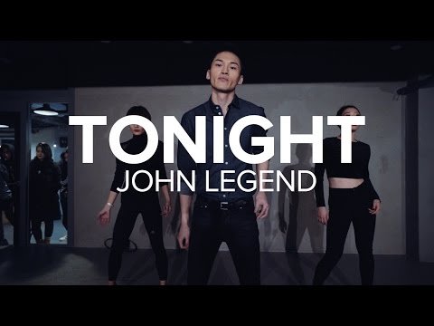 Tonight - John legend / Jay Kim Choreography