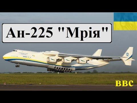 """Самолет """"Мрия"""" - интересные факты. Украина начинает производство Ан-225 «Мрія» (без деталей из РФ)"""
