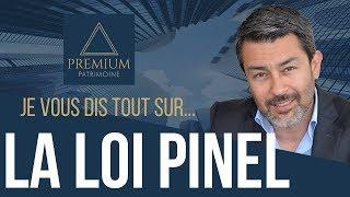 Tout savoir sur la loi Pinel avec Olivier MASSASSO directeur du cabinet Premium Patrimoine
