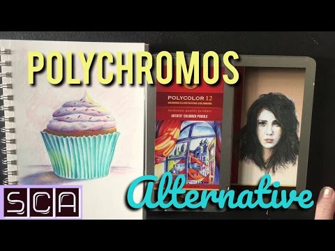 Best Polychromos Alternative On A Budget (Koh-I-Noor Polycolor Colored Pencil Review)