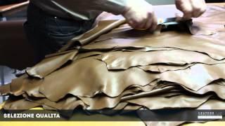 Realizzazione Capo - Leather Lab
