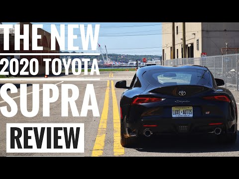 Reviewing The 2020 Toyota Supra From A Non Biased Perspective : Mod2Fame