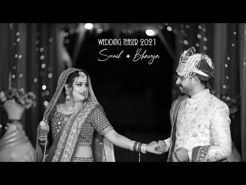 WEDDING TEASER 2021|| SUNIL + BHAVYA  ||NAVDISHA PORTRAITS CINEMATOGRAPHY 7018242280, 9418151166
