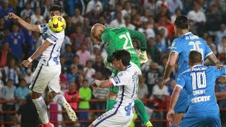 Pachuca 2-2 Cruz Azul, Jornada 16, Clausura 2017 Liga MX